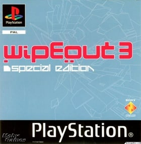 Wipeout 3 - Special Edition