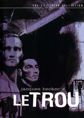 Le Trou - Criterion Collection