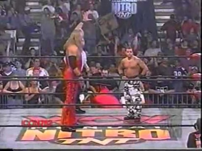 Kevin Nash vs. Rey Mysterio Jr. (WCW, 02/22/99)