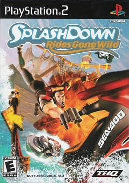 Splashdown: Rides Gone Wild (Playstation 2)