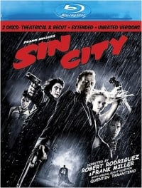 Sin City (Two-Disc Theatrical & Uncut, Extended, and Unrated Verisons)