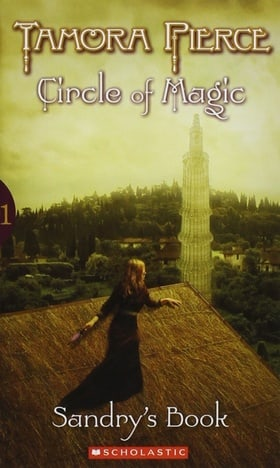 Circle of Magic - Sandry's Book