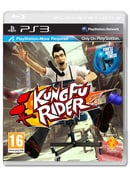 Kung Fu Rider - Move Compatible (PS3)
