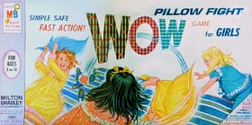 WOW! Pillow Fight Game for Girls