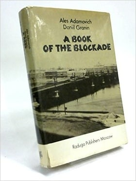 A book of the blockade