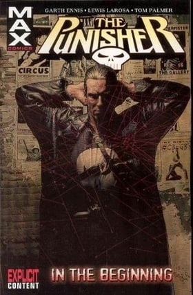 The Punisher (MAX): Vol. 1 - In the Beginning