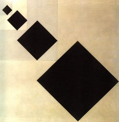 Arithmetic Composition - Theo van Doesburg
