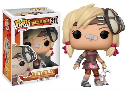 Funko POP Borderlands: Tiny Tina