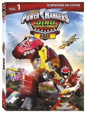 Power Rangers Dino Super Charge: Roar
