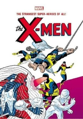 Marvel Masterworks: The X-Men Volume 1 (New Printing)