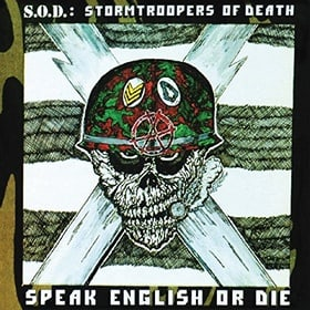 Speak English or Die