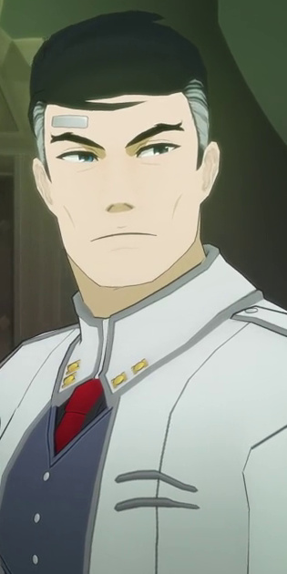 General James Ironwood (RWBY)