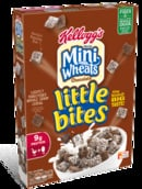 Frosted Mini-Wheats Little Bites Chocolate