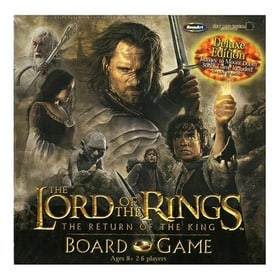 The Lord of the Rings: The Return of the King Board Game