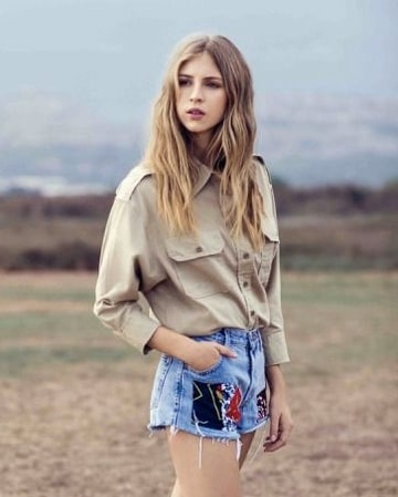 Hermione Corfield as Hyacinth Augusta Longbottom