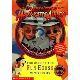 The Adventures of Mary-Kate  Ashley: The Case of the Fun House Mystery