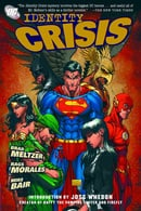 Identity Crisis HC Direct Market Version