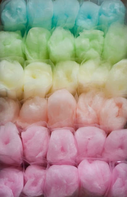 Cotton Candy (Candy Floss)