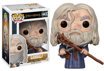 Funko POP! The Lord of the Rings: Gandalf (Balrog Fight)