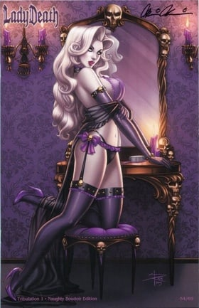Lady Death: Tribulation