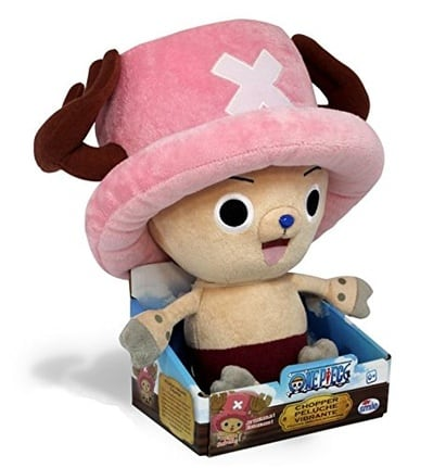 Official One Piece Chopper Vibrating Plush 12''