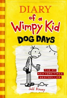 Diary of a Wimpy Kid, Book 4: Dog Days
