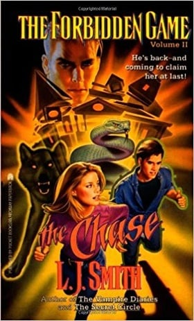 The Chase (The Forbidden Game, Vol. 2)