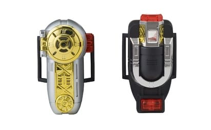 Power Rangers Legacy Role Play Collectible, Zeo Zeonizer