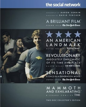 The Social Network (2-Disc Collector's Edition)  [Region Free]