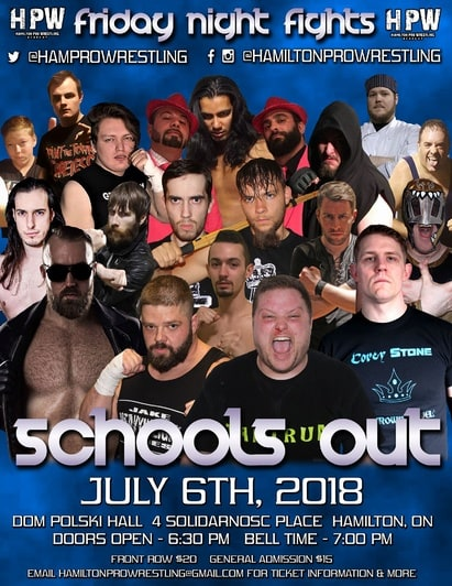 HPW School's Out