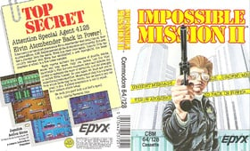 Impossible Mission 2