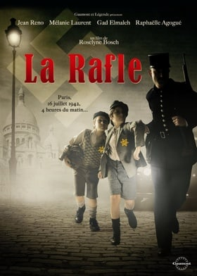The Roundup (La Rafle) - Blu-Ray