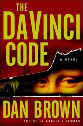 The Da Vinci Code (Robert Langdon, Book 2)