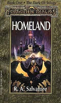 Homeland (Forgotten Realms: The Dark Elf Trilogy - Book One)