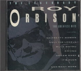 The Legendary Roy Orbison The Greatest Hits