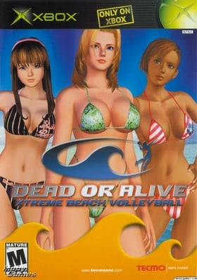 Dead Or Alive: Xtreme Beach Volleyball