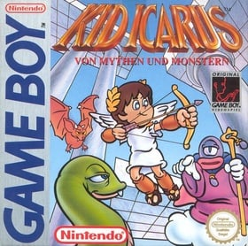 Kid Icarus: Of Myth and Monsters