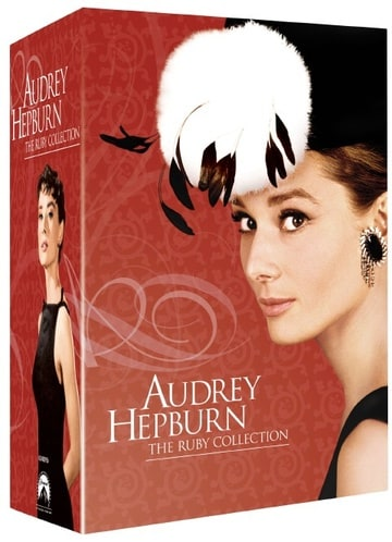 Audrey Hepburn Ruby Collection