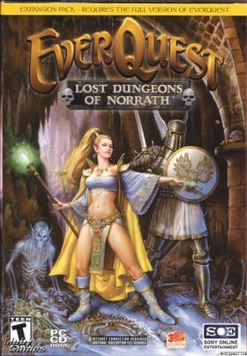 EverQuest: Lost Dungeons of Norrath (Expansion)