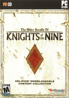 The Elder Scrolls IV: Knights of the Nine (Add-on)