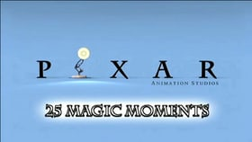 Pixar: 25 Magic Moments