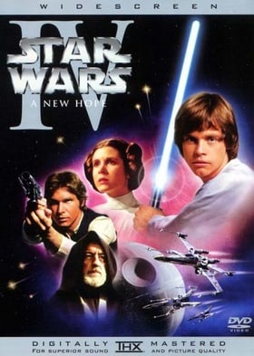 Star Wars: Episode IV - A New Hope (Widescreen Edition)