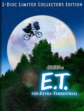 E.T. the Extra-Terrestrial (Widescreen Collector's Edition)