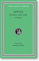 Roman History, Volume I (Loeb Classical Library)
