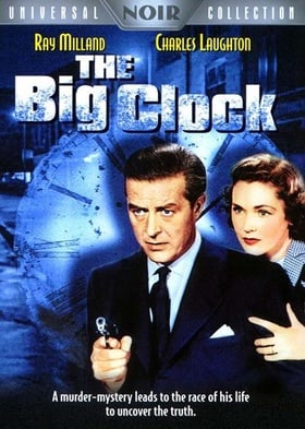 The Big Clock (Universal Noir Collection)