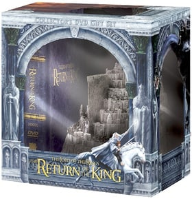 The Lord of the Rings - The Return of the King (Platinum Series Special Extended Edition Collector's