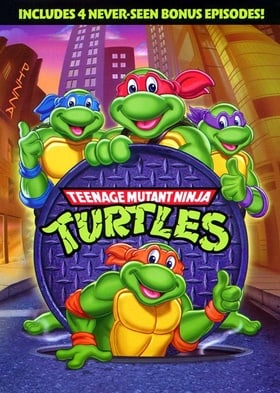 Teenage Mutant Ninja Turtles: The Original Series - Volume One (Season 1)