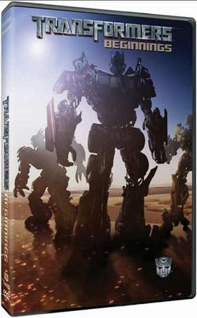 Transformers 2-disc DVD Includes Prequel