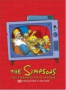 The Simpsons - The Complete Fifth Season collector