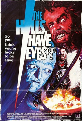 The Hills Have Eyes Part II                                  (1984)